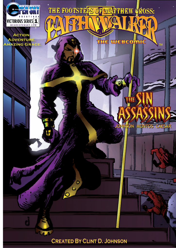 Sin Assassins Cover